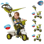 Tricicleta Smart Trike Dream 4 in 1 Green