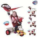 Tricicleta Smart Trike Dream 4 in 1 Red