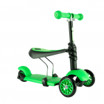Trotineta Y Volution Glider 3 in 1 green