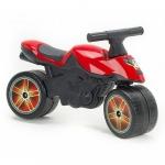 Vehicul fara pedale Moto X-Racer Rosu