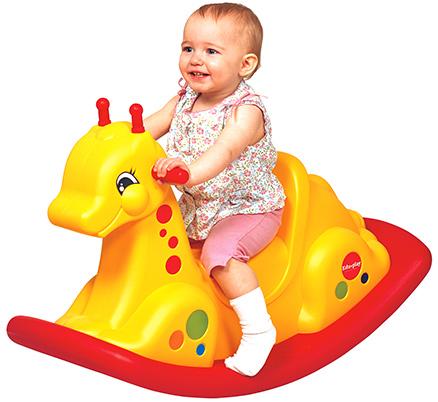 Balansoar Rocking Giraffe Edu Play imagine