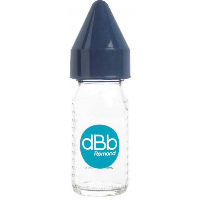 Biberon sticla 110 ml, Regul Air, tetina anticolici din cauciuc NN 0-4 luni (marine)