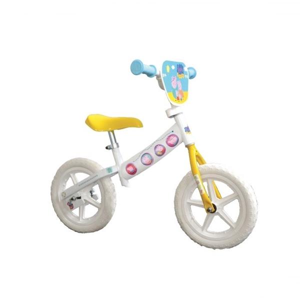 Bicicleta Incepatori Peppa Pig Dino Bikes
