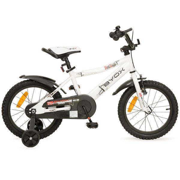 Bicicleta pentru copii Byox Dark Knight 16