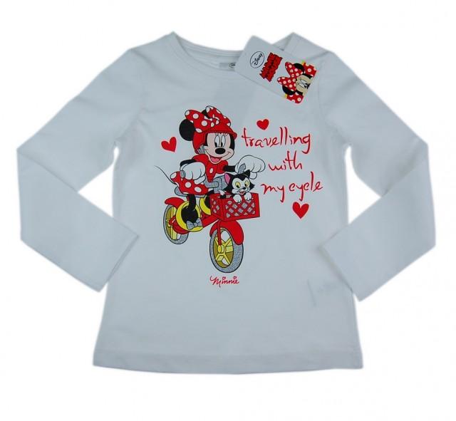 Bluza cu Minnie Mouse (Masura 98 (3 ani))