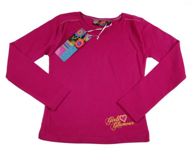 Bluza fete Glamour (Masura 140 (10 ani))
