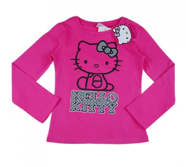 Bluza fetite Hello Kitty (Masura 104 (4 ani))