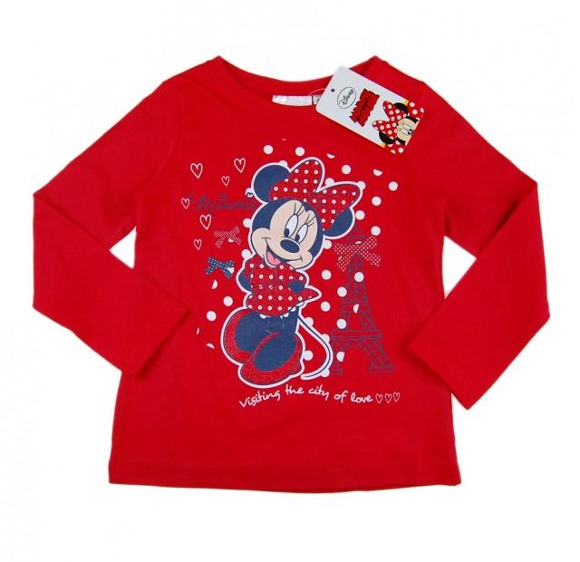 Bluza fetite Minnie Paris (Masura 104 (3-4 ani))