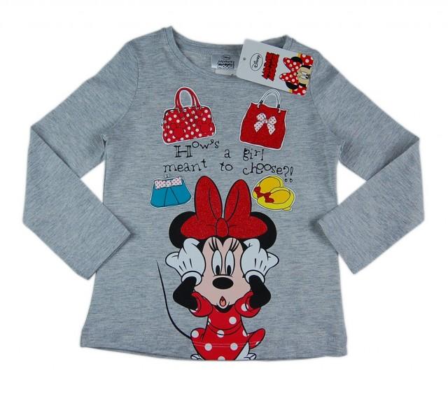 Bluza fetite Minnie Shopping (Masura 98 (3 ani))