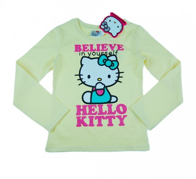 Bluza licenta Hello Kitty (Masura 104 (4 ani))