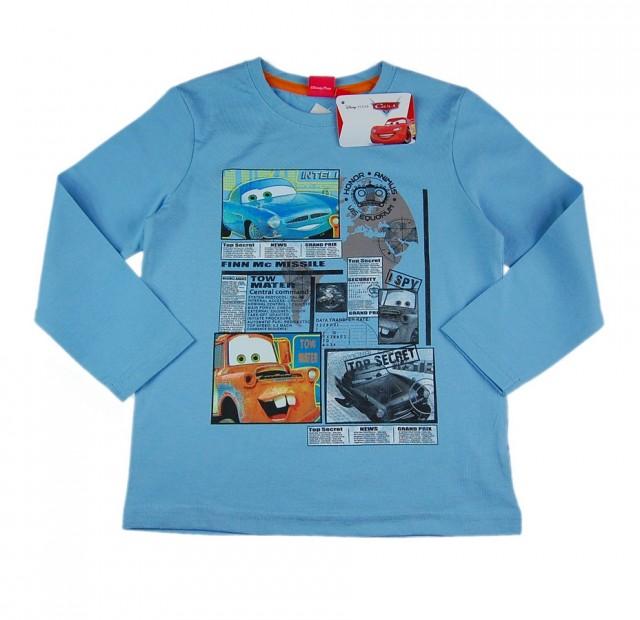 Bluza originala Cars 2 (Masura 128 (7-8 ani))