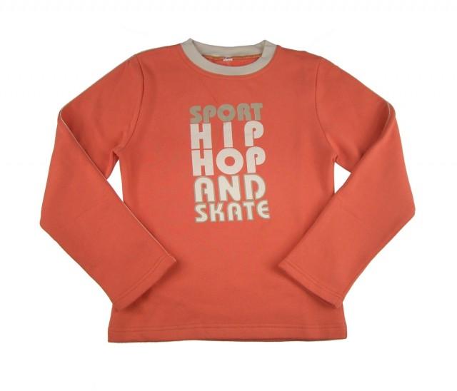 Bluza groasa pentru toamna-iarna fete (Masura 146 (10-11 ani))
