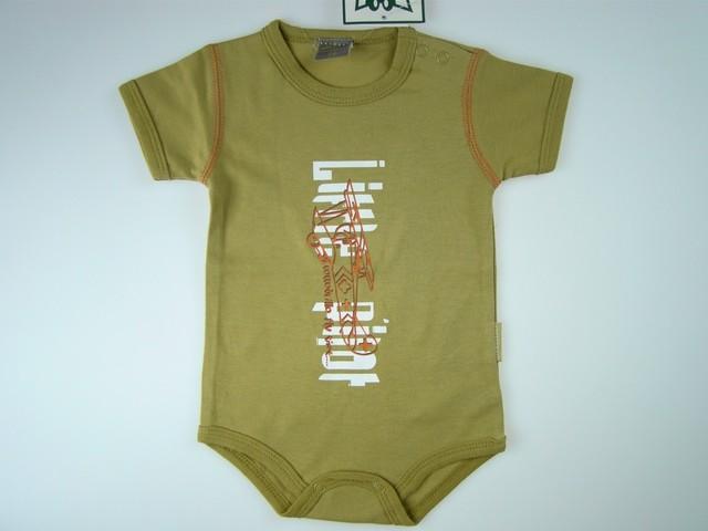 Body bebe Little Pilot (Masura 74 (6-9 luni))