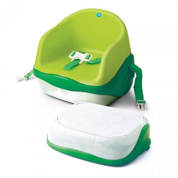 Booster 2 In 1 - Inaltator Scaun Masa Si Treapta - Verde