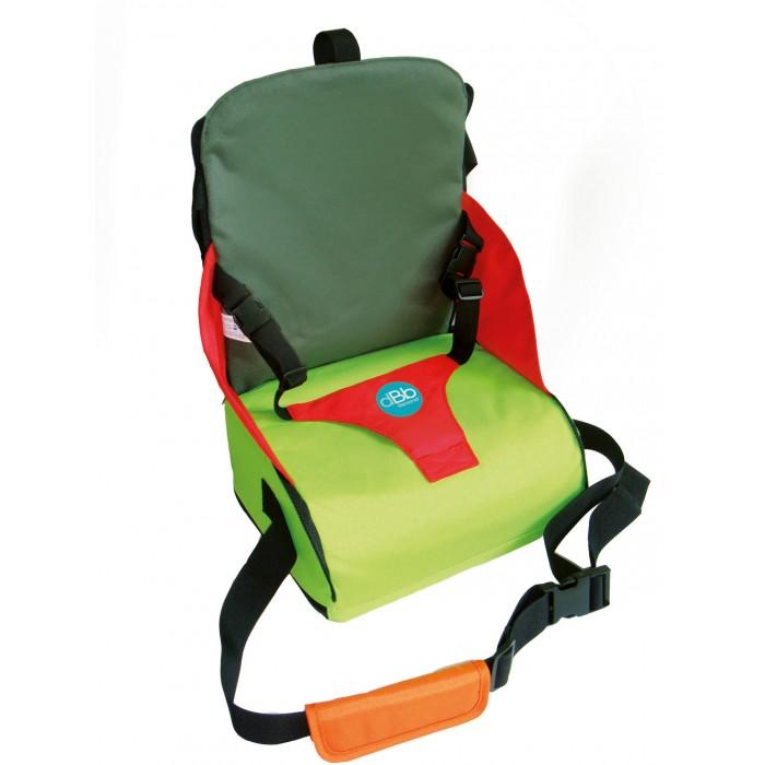 Booster travel - Inaltator scaun masa pliabil (verde)