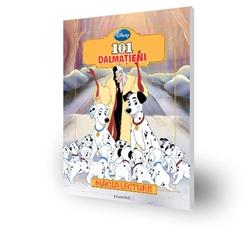 Carte 101 Dalmatieni - Magia Lecturii