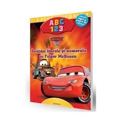 Carte Cars 2 - Invatam cu Fulger McQueen