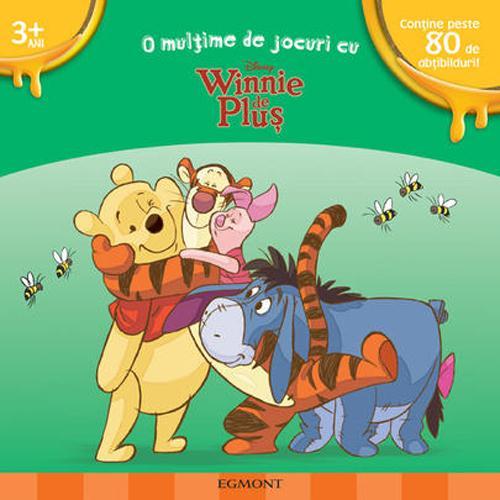 Carte O Multime de Jocuri cu Winnie de Plus