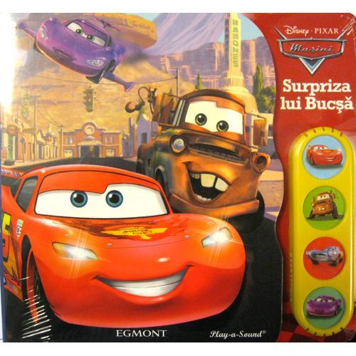 Carte Surpriza lui Bucsa