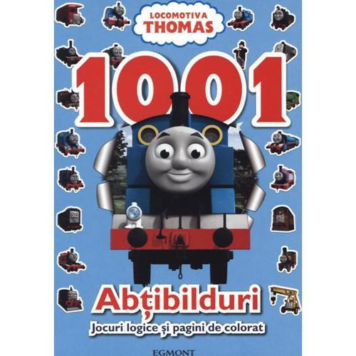 Carte Thomas 1001 Abtibilduri