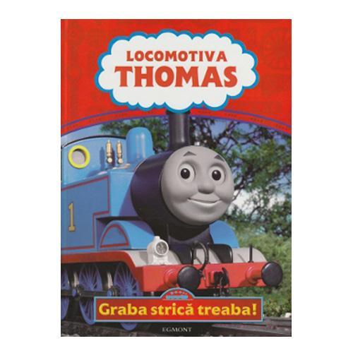 Carte Thomas Graba Strica Treaba