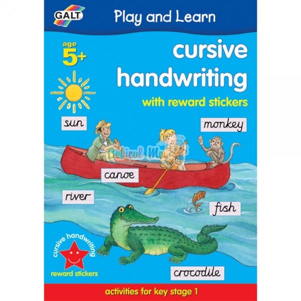 Carte scrisul cursiv Cursive Handwriting