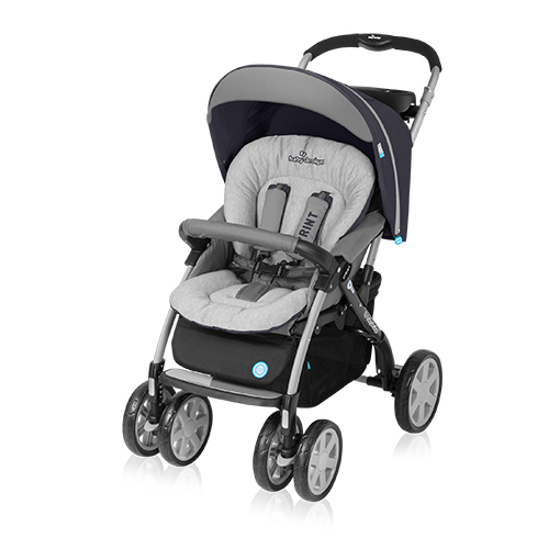 Carucior Baby Design Sprint Black