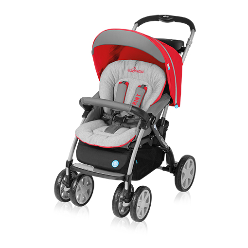 Carucior Baby Design Sprint Red