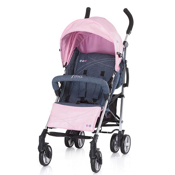 Carucior Chipolino Paris pink 2015