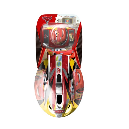 Set protectie casca,cotiere si genunchiere Stamp Combo Cars imagine