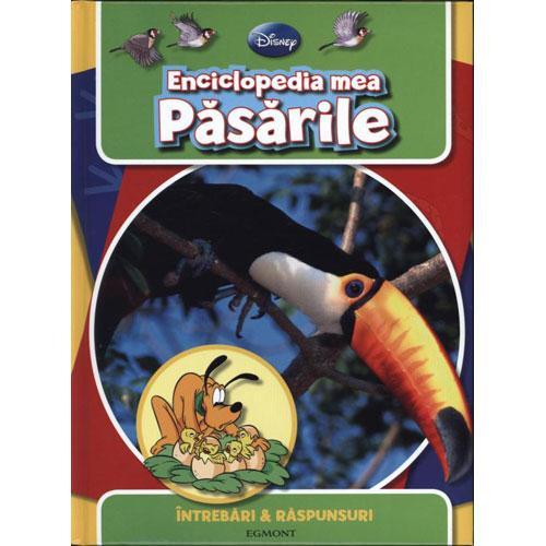 Enciclopedia Mea - Pasarile