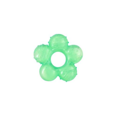 Inel gingival flexibil cu gel de racire Verde