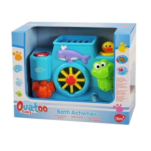 Jocuri si activitati pentru baie