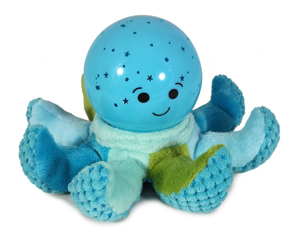 Lampa de Veghe Octo Softies Blue