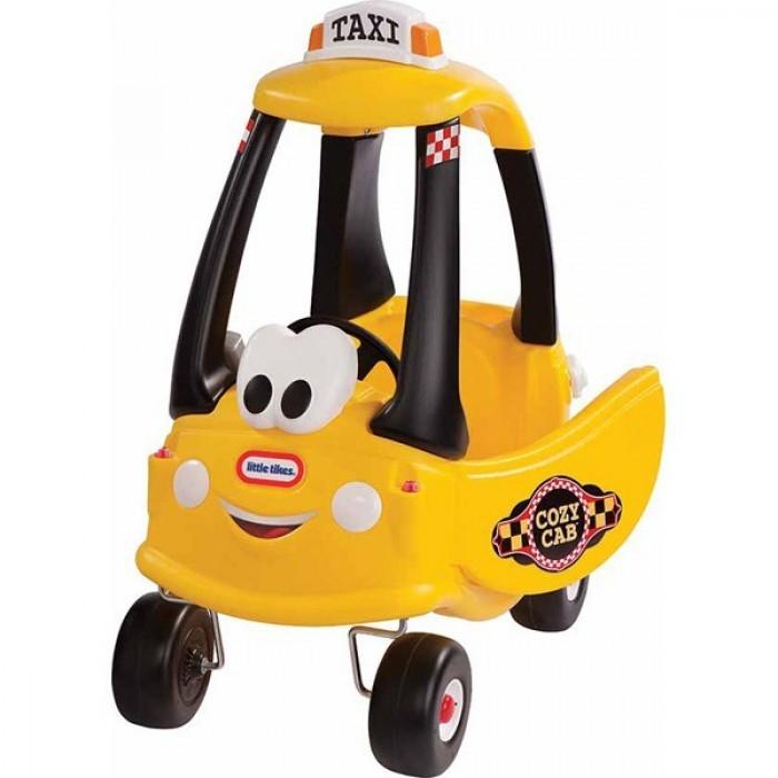 Masinuta Cozy Cab Galbena