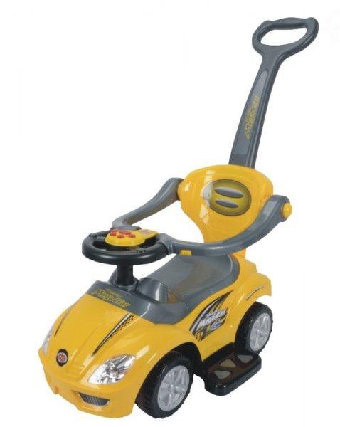 Masinuta De Impins Eurobaby 382 Yellow
