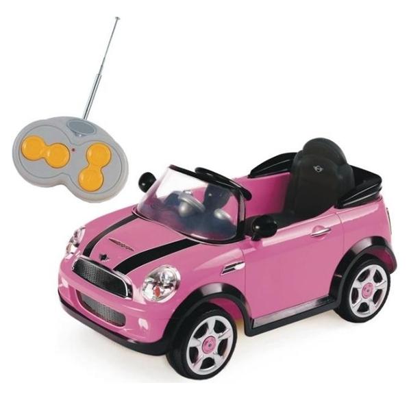 Masinuta Electrica Cu Telecomnda Biemme Mini Cooper S