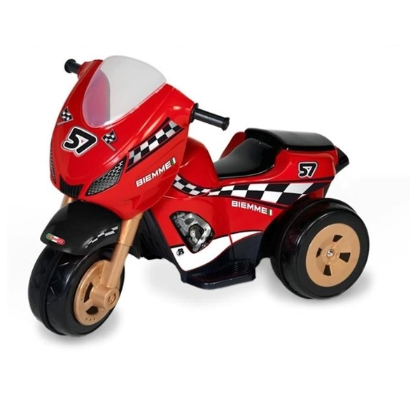 Motoscuter electric Super GP Red Biemme