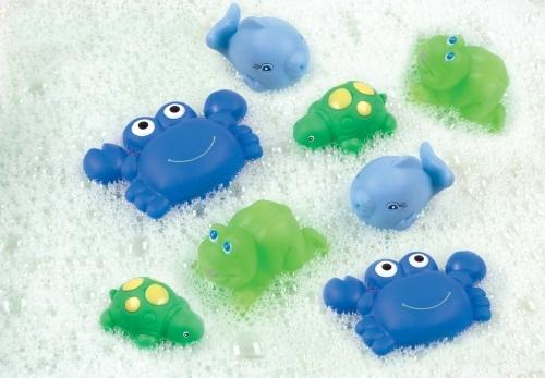 Oub  8 Animale de baie asortata