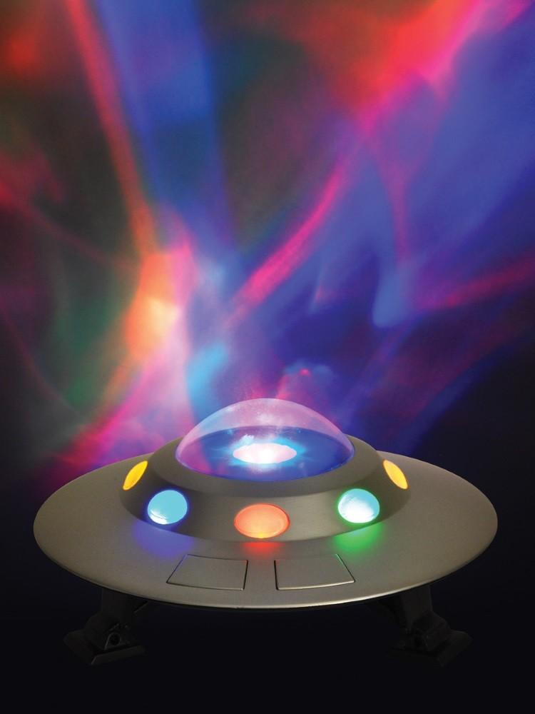 OZN Muzical cu Lumini Cosmic