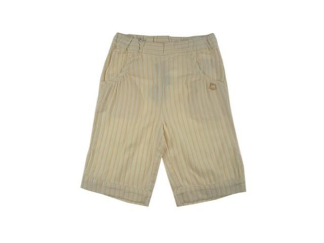 Pantalonasi trei sferturi bebe Bouquet (Masura 80 (12-18 luni))