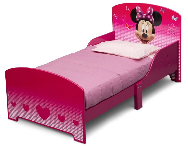 Pat Cu Cadru Din Lemn Disney Minnie Mouse