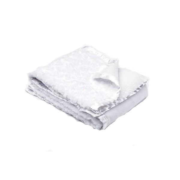 Paturica Deluxe 100x75 cm white