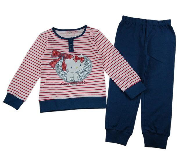 Pijama Hello Kitty (Masura 116 (5-6 ani))
