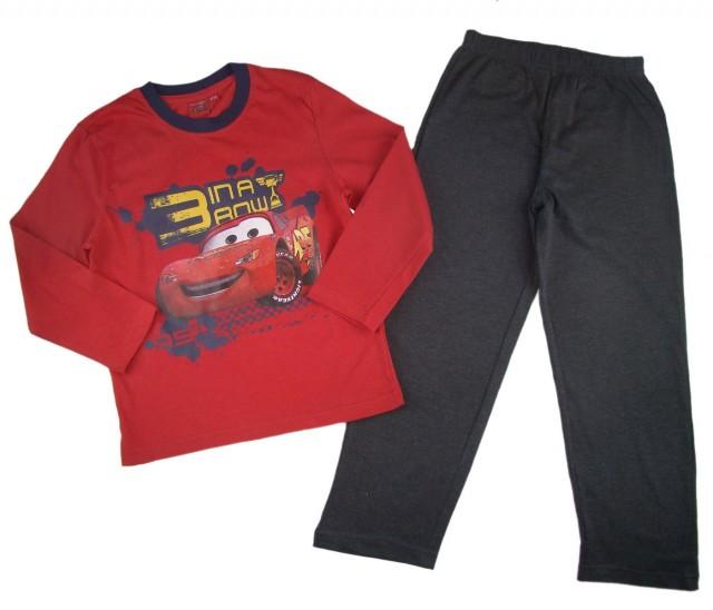 Pijamale baieti Cars Piston Cup (Masura 116 (5-6 ani))