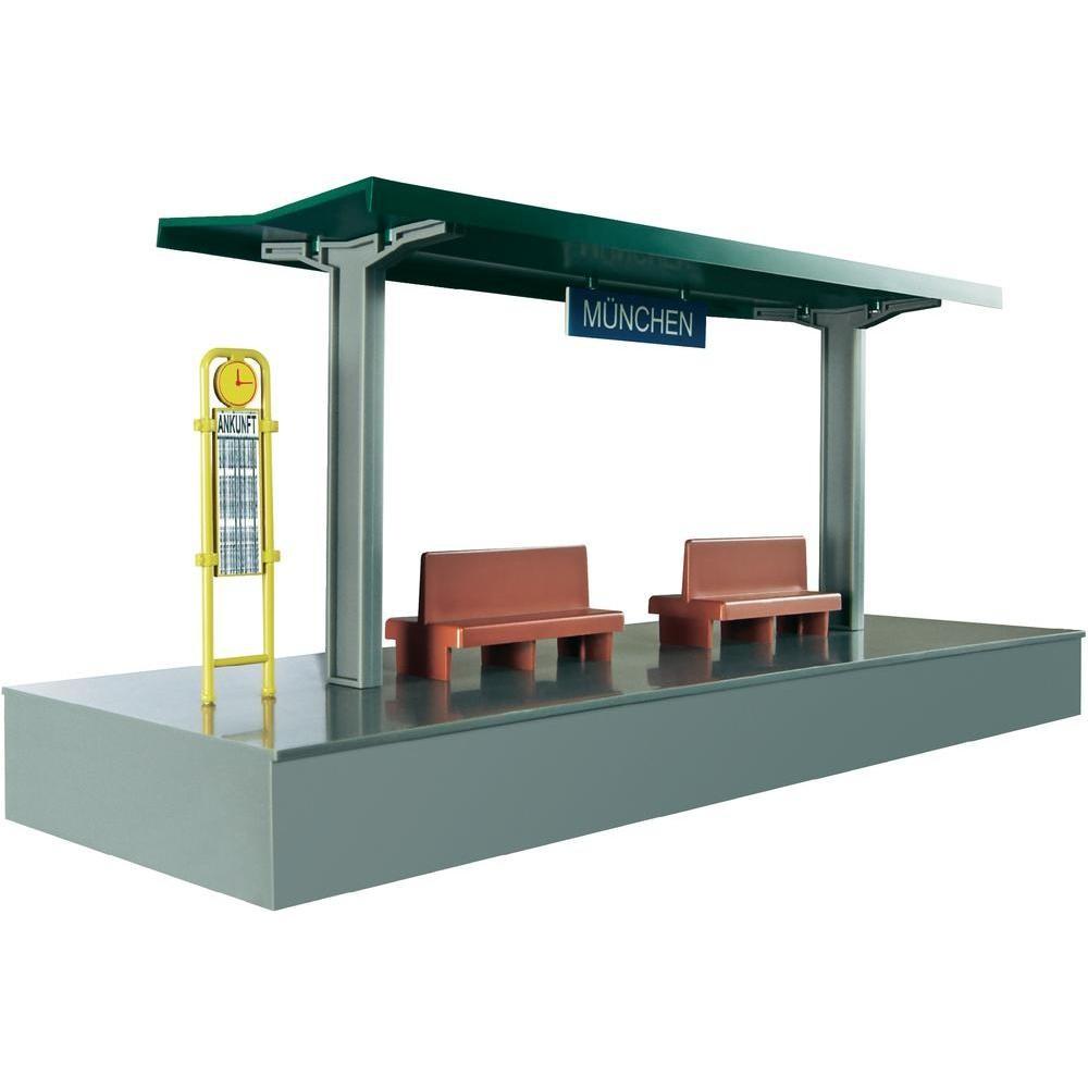 Platforma de asteptare Marklin Station