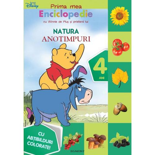 Prima Mea Enciclopedie cu Winnie - Anotimpuri