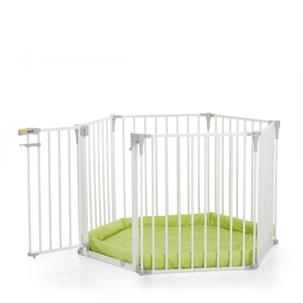 Tarc si Protectie Semineu Copii Baby Park White