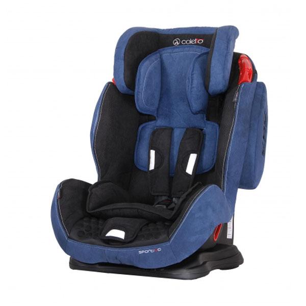 Scaun auto Sportivo Blue Coletto 2015