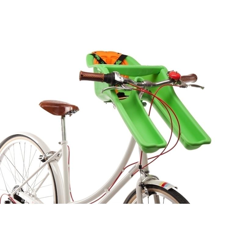Scaun de bicicleta Safe-T-Seat iBert iB01